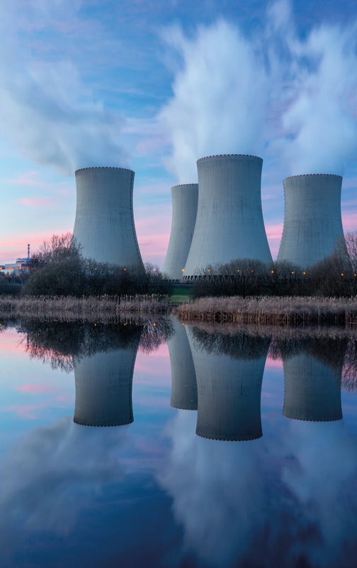 Au coeur du réacteur