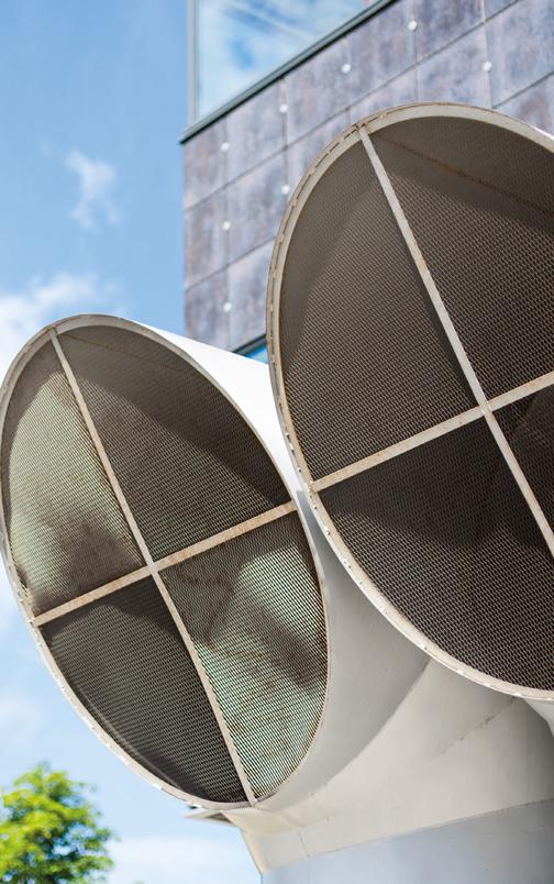La ventilation nucléaire soumise aux conditions extrêmes